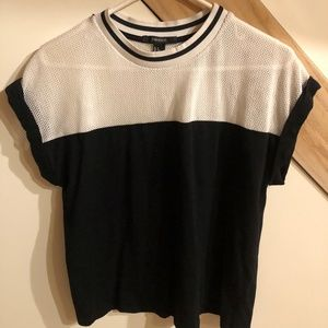 Forever 21 short sleeve top Sz S